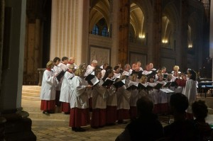 St Albans at Chartres 3